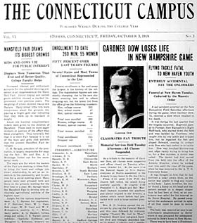 Image: Connecticut Campus for October 3, 1919