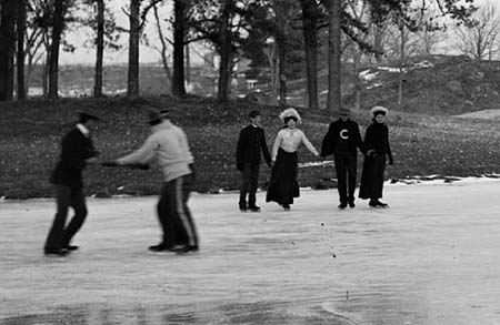 Photo Detail: Skaters
