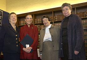 Ruth Bader Ginsburg Grandchildren