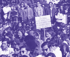 1968 Protest Rally