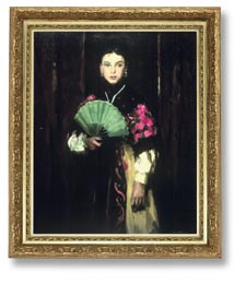 Image: Painting by Robert Henri